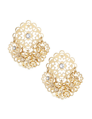 Kate Spade New York Golden Age Stud Earrings-GOLD-One Size