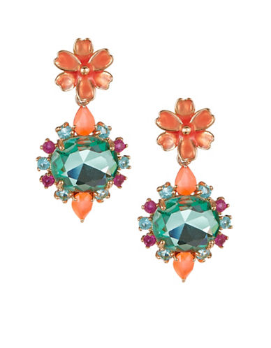 Kate Spade New York Garden Party Drop Earrings-MULTI-One Size