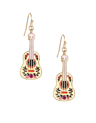 Kate Spade New York Guitar Drop Earrings-MULTI-One Size