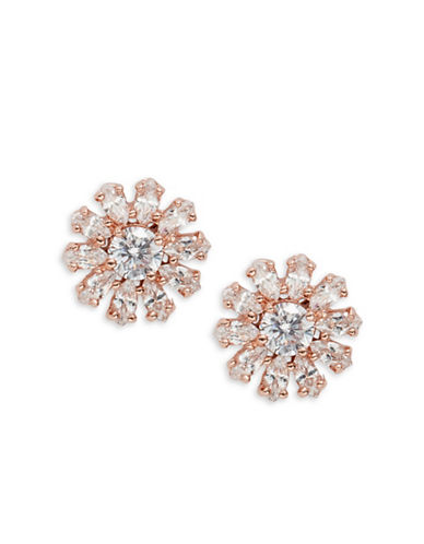 Kate Spade New York Floral Stud Earrings-ROSE GOLD-One Size