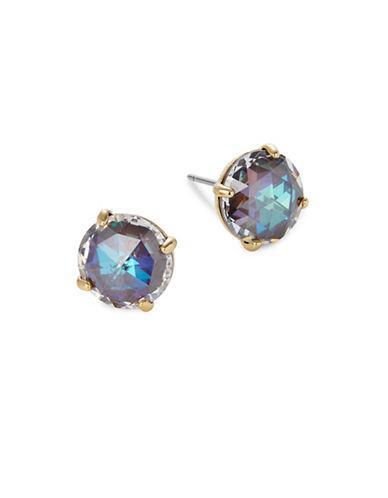 Kate Spade New York Bright Ideas Goldplated Stud Earrings-BEIGE-One Size