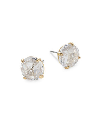 Kate Spade New York Bright Ideas Goldplated Stud Earrings-GOLD-One Size