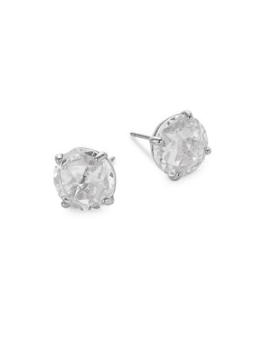 Bright Ideas Silverplated Stud Earrings by Kate Spade New York