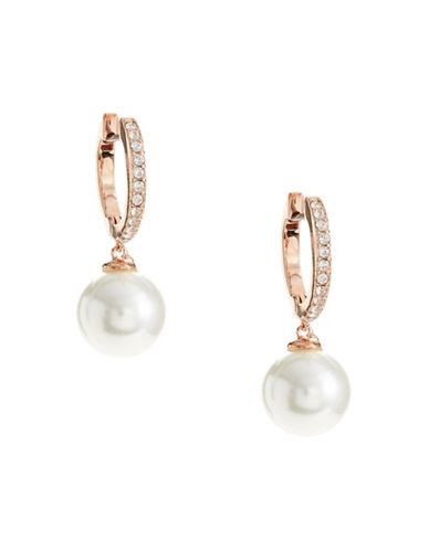 Kate Spade New York Precious Pearls Drop Earrings-PEARL-One Size