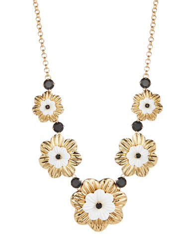 Kate Spade New York Posy Grove Necklace-ASSORTED-One Size