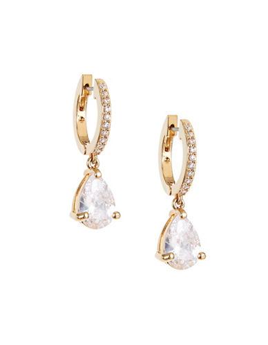 Kate Spade New York Teardrop Hug Earrings-GOLD-One Size