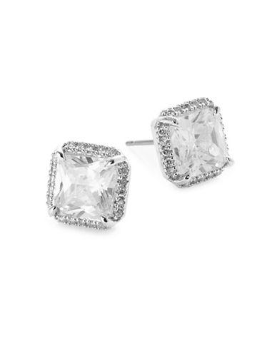 Kate Spade New York Princess Stud Earrings-SILVER-One Size