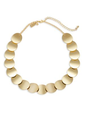 Accessories Fashion Jewellery Gold Standard Crew Neck Collar