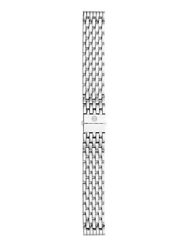 Michele Deco Stainless Steel Bracelet-SILVER-One Size