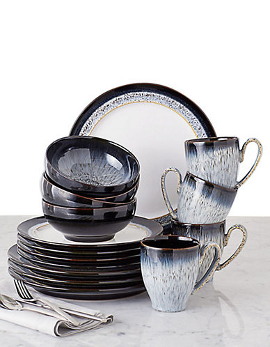 DENBY Halo Dinnerware Collection  sc 1 st  Hudson\u0027s Bay & Halo Dinnerware Collection | Hudson\u0027s Bay