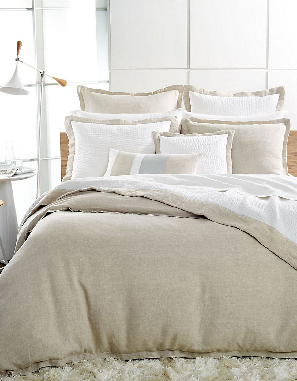 bedding sets  hudson's bay - linen bedding collection