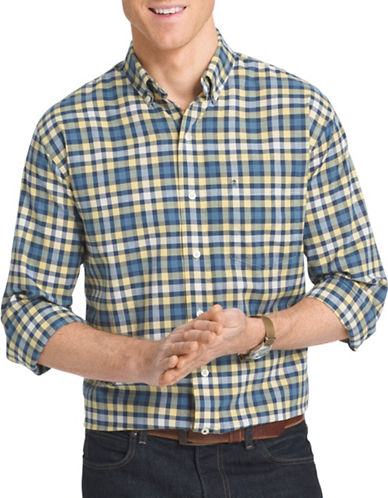 Izod Newport Oxford Shirt-SUNDRESS-3X Big