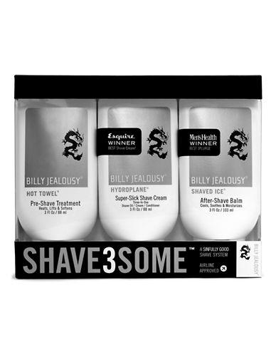 Billy Jealousy Shave3Some Kit-NO COLOUR-90 ml