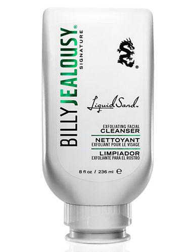 Billy Jealousy LiquidSand Exfoliating Facial Cleanser-NO COLOUR-240 ml