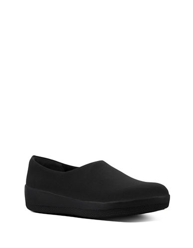 Fitflop Super Stretch Bobby Loafers-BLACK-9