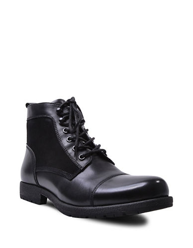 Blondo Wichita Leather Boots-BLACK-10