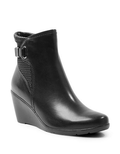 Blondo Waterproof Leather Booties-BLACK-9