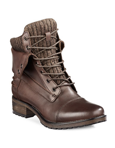Blondo Noelle Lace-Up Boots-BROWN-6