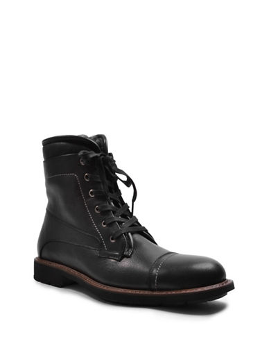 Blondo Dalton Waterproof Leather Boots-BLACK-9