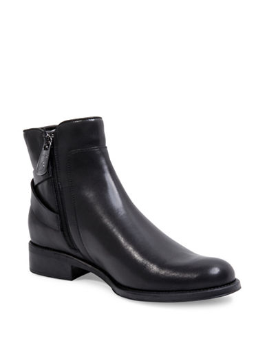 Blondo Waterproof Tailored Booties-BLACK-6