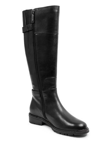 Blondo Varina Waterproof Leather Knee-High Boots-BLACK-6