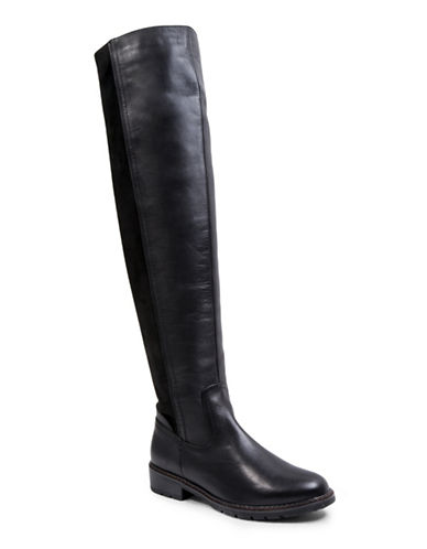 Blondo Waterproof Over-the-Knee Boots-BLACK-7.5