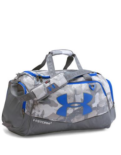Under Armour Storm Undeniable II Medium Duffle Bag-GREY-One Size 88510095_GREY_One Size
