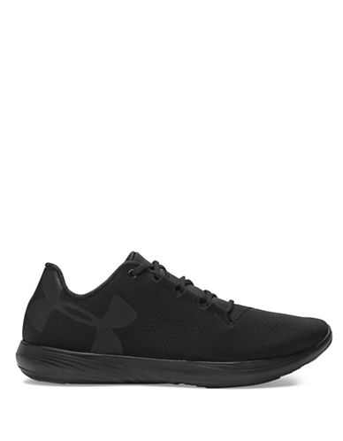Under Armour Street Precision Low Sneakers-BLACK-8