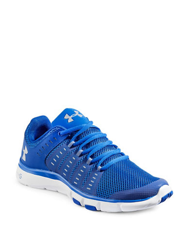 Under Armour Micro G Limitless Train 2 Sneakers-ULTRA BLUE-9.5 88496759_ULTRA BLUE_9.5