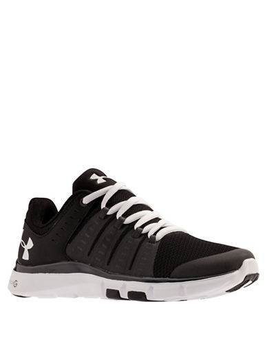 Under Armour Micro G Limitless 2 Training Shoes-BLACK-10