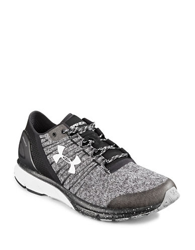 Under Armour UA Charged Bandit 2 Running Shoes-BLACK-10 88496705_BLACK_10