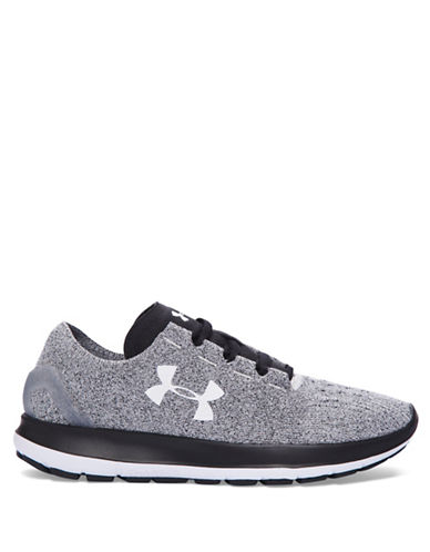 Under Armour SpeedForm Slingride Running Shoes-BLACK-7.5 88685437_BLACK_7.5