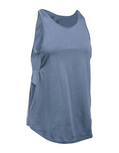 Under Armour Strappy Tank-PURPLE-X-Large 88511702_PURPLE_X-Large