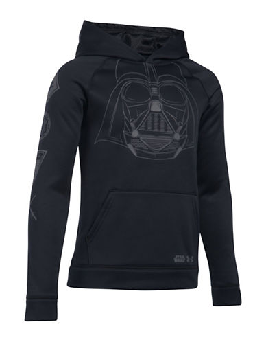 Under Armour Darth Vader Armour Fleece-BLACK-Medium 88800571_BLACK_Medium