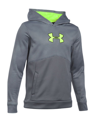 Under Armour UA Storm Armour Fleece Hoodie-GRAPHITE-Medium 88768247_GRAPHITE_Medium