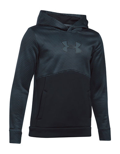 Under Armour UA Storm Armour Fleece Hoodie-BLACK-Medium 88768243_BLACK_Medium