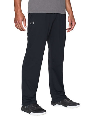 Under Armour Elevated Training Pants-BLACK-Large
