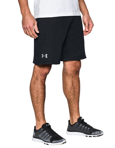 Under Armour Tech Terry Shorts-BLACK-Medium 89055117_BLACK_Medium