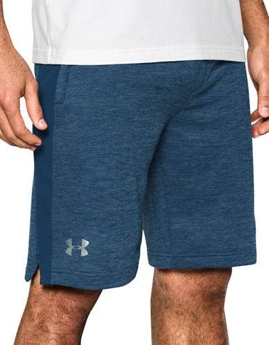 Under Armour Tech Terry Shorts-BLUE-Medium 89183142_BLUE_Medium