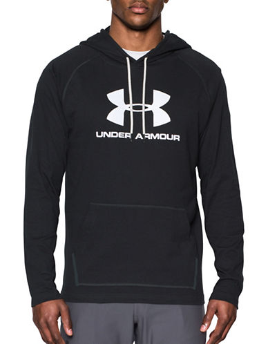 Under Armour Sportstyle Athletics Hoodie-BLACK-XX-Large 89109277_BLACK_XX-Large