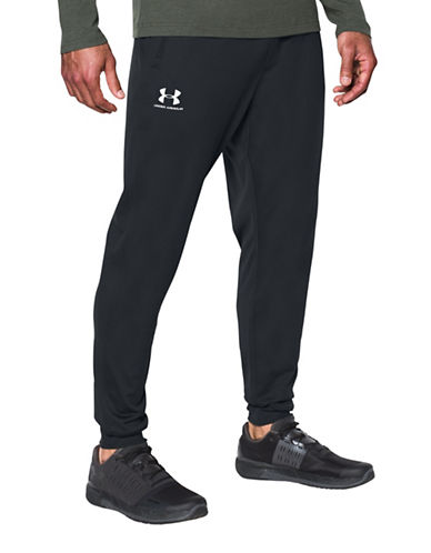 Under Armour Sportstyle Jogger Pants-BLACK-Small