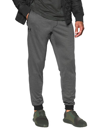 Under Armour Sport Style Jogger Pants-GREY-Large