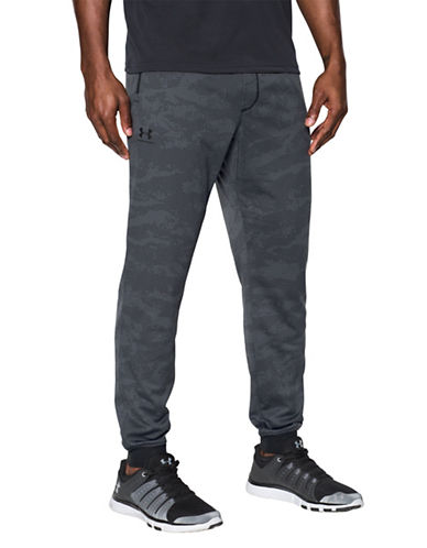 Under Armour Sportstyle Joggers-BLACK-Large