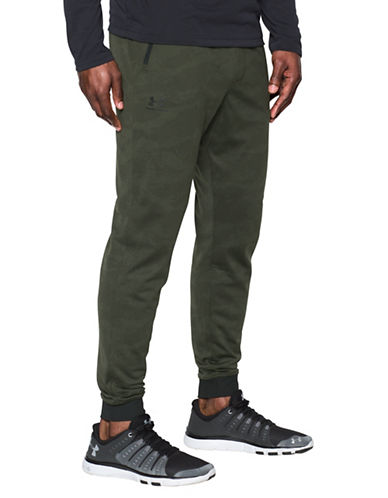 Under Armour Sportstyle Joggers-GREEN-Large 89109260_GREEN_Large
