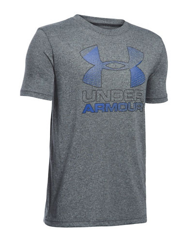 Under Armour Big Logo Hybrid 2.0 T-Shirt-BLACK-X-Large 88919059_BLACK_X-Large
