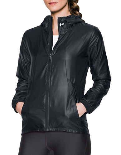 Under Armour Run True Water-Resistant Jacket-BLACK-Medium 88945569_BLACK_Medium