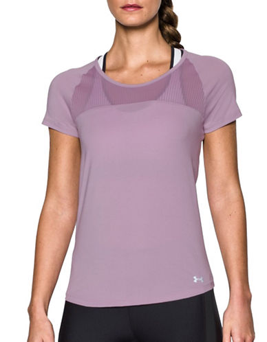 Under Armour Fly-By T-Shirt-FRESH ORCHID-Small 89070354_FRESH ORCHID_Small