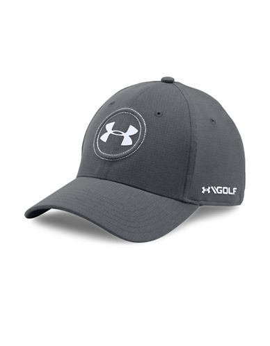 Under Armour UA JS Official Tour Cap-GREY-Medium/Large 88964645_GREY_Medium/Large