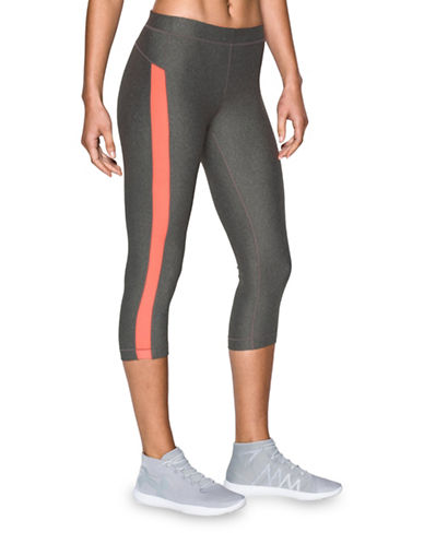 Under Armour CoolSwitch Capris-GREY-Small 89261120_GREY_Small