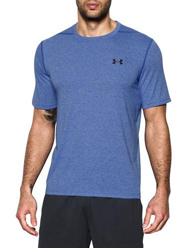 Under Armour Threadborne Siro T-Shirt-BLUE-X-Large 89109211_BLUE_X-Large
